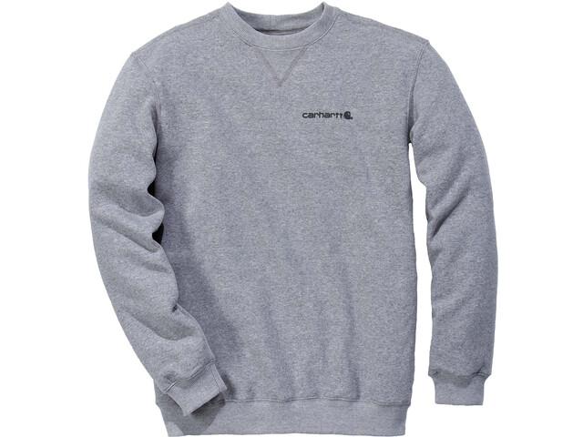 Carhartt Graphic Sweater Heren, heather grey